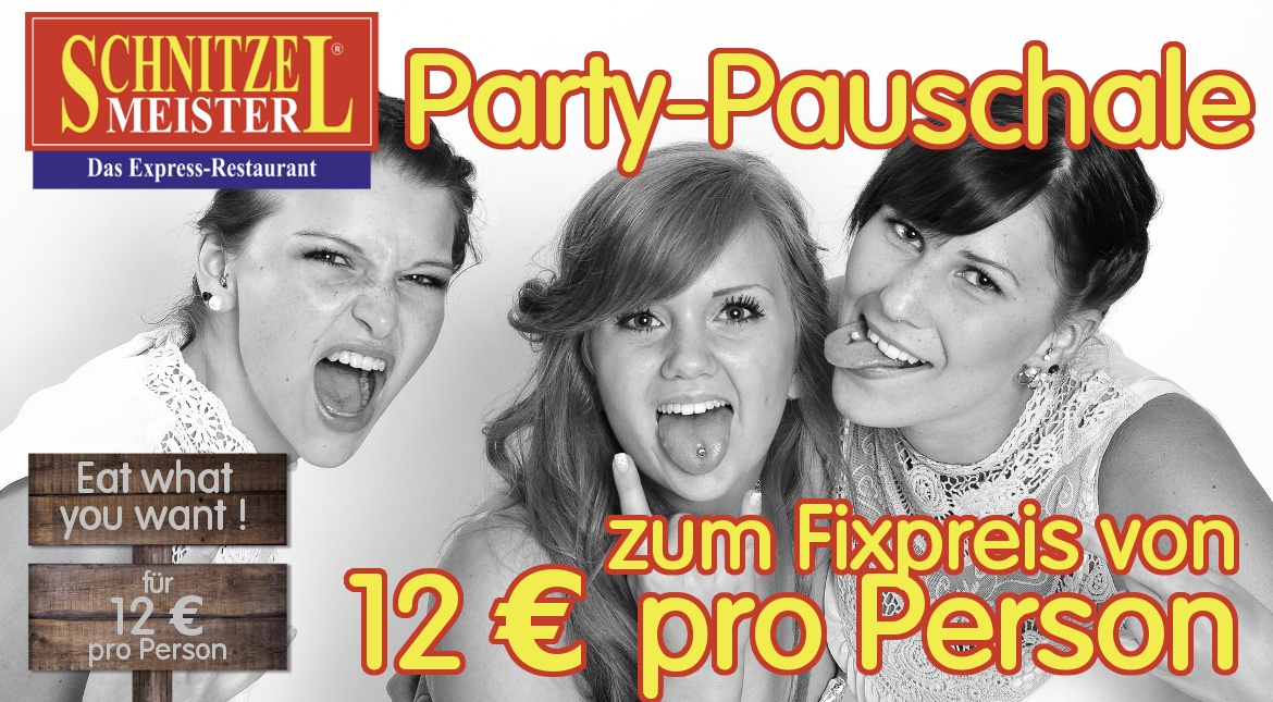 Partypauschale - Girlsparty