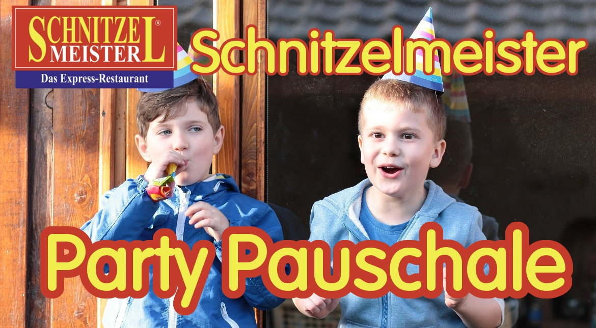 Partypauschale - Kinderparty